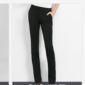 Barely boot columnist pant (6short)